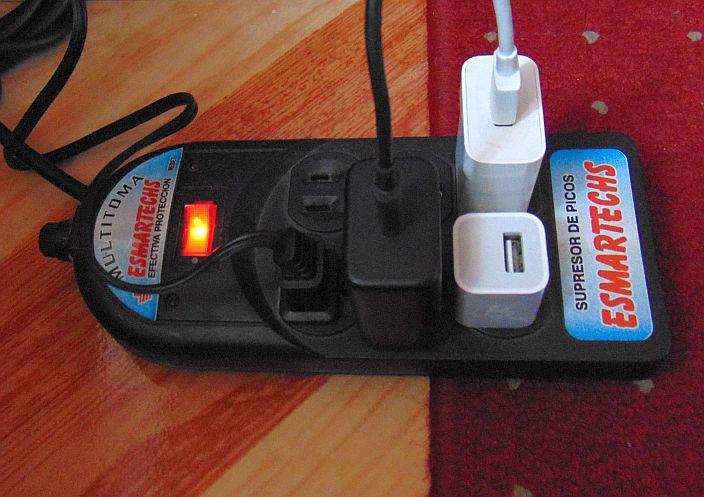 Cargador - Varios cargadores USB 5 voltios - Colección TMN