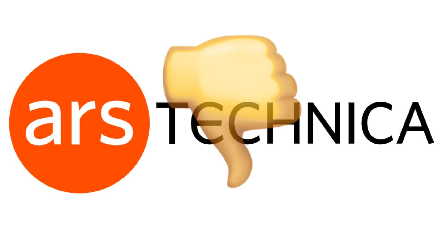 Composición a partir de un Logo oficial de ARS Technica