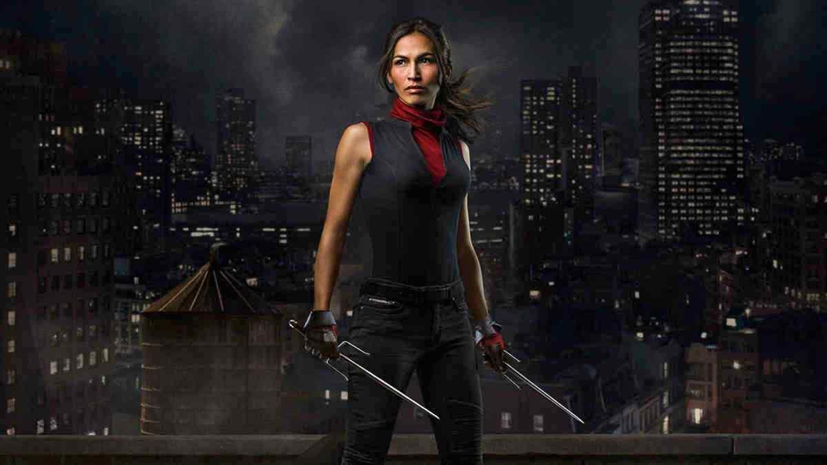 Marvel - Elektra - origen Netflix