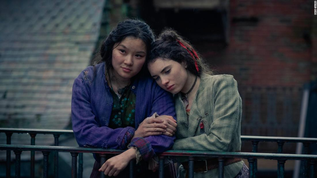 The Irregulars - Bea y Jessie - Origen Netflix