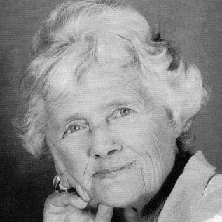 Dafne Du Maurier - Retrato (origen desconocido)