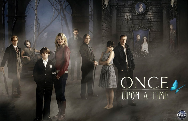 Once Upon A Time - Afiche oficial - Origen ABC