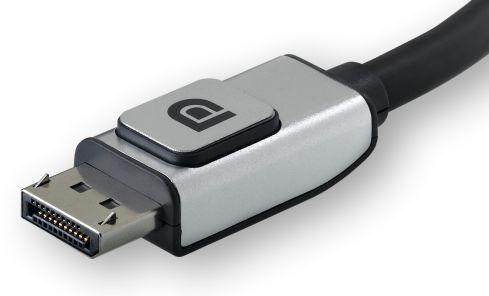 Conector para DisplayPort - Origen desconocido
