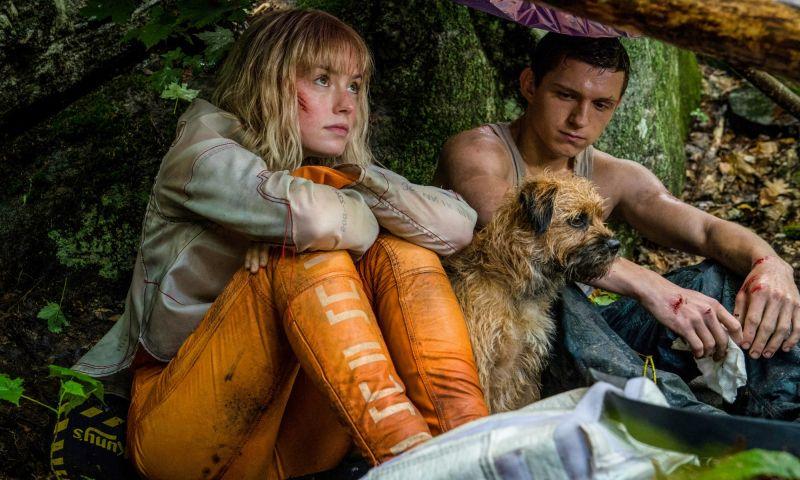 Daisy Ridley y Tomn Holland en Chaos Walking - Origen Lionsgate