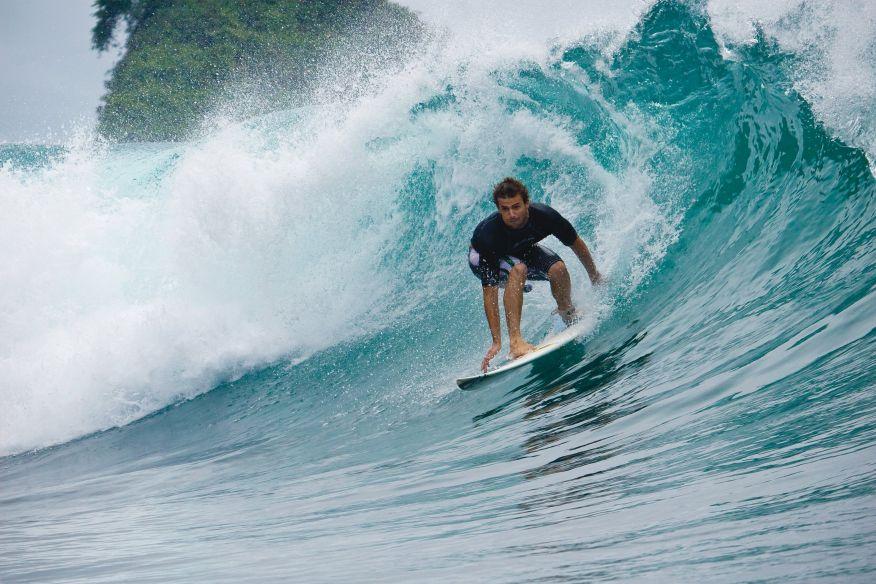 Superficialidad - Un Surfeador en la selva colombiana - Origen National Geographic