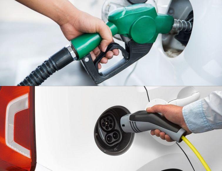 """Autos eléctricos - Composición """"llenar el tanque o recargar"""" - Origenes desconocidos"""