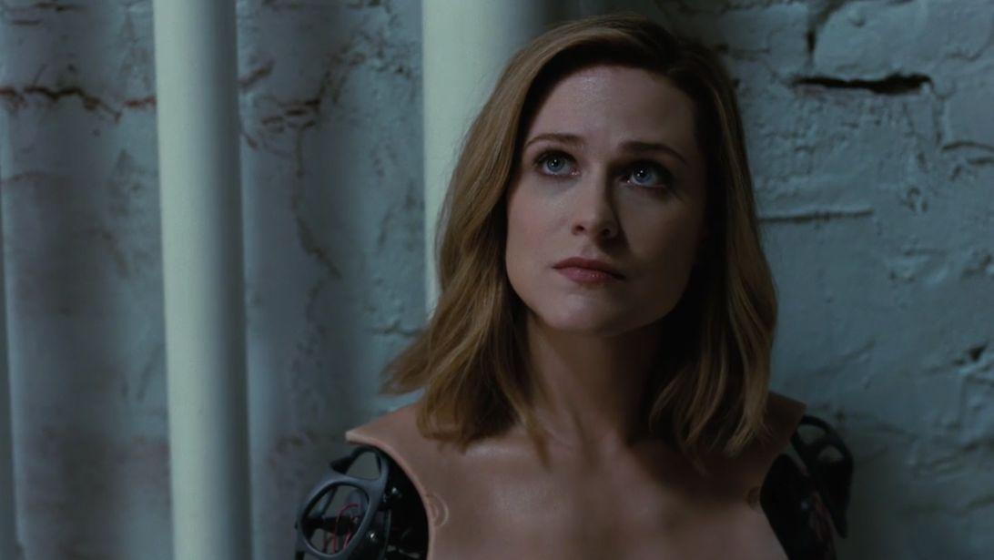 Inteligencia artificial - Dolores Abernathy en Westworld - Origen HBO