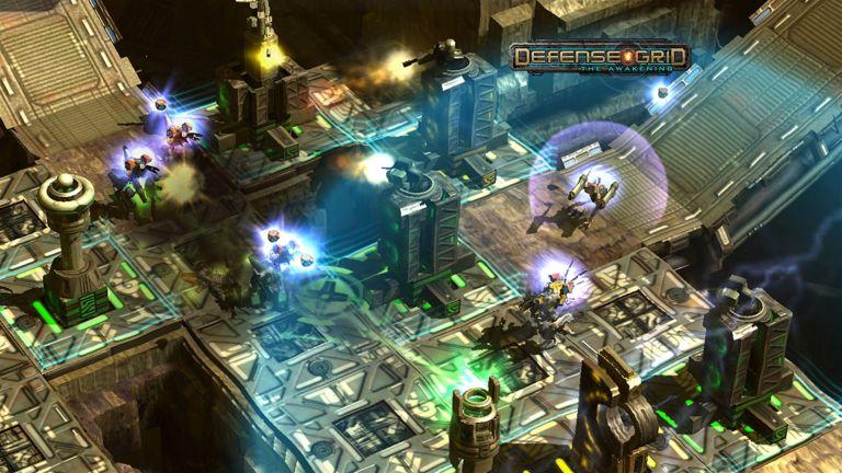 Imagen de presentación de Defense Grid - Origen Hidden Path Entertainment