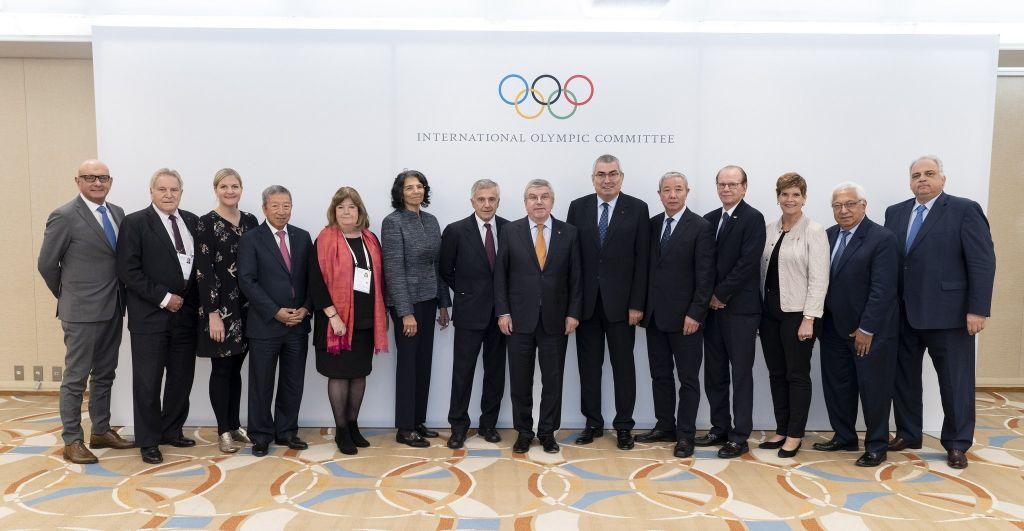 Juegos Olímpicos - El Comité Olímpico International - Origen IOC