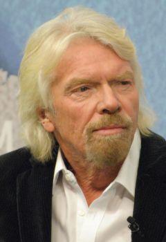 Richard Branson - Origen desconocido (Wikipedia)