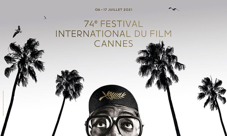 Sin Netflix - Affiche officielle du Festival de Cannes - Origen Festival de Cannes
