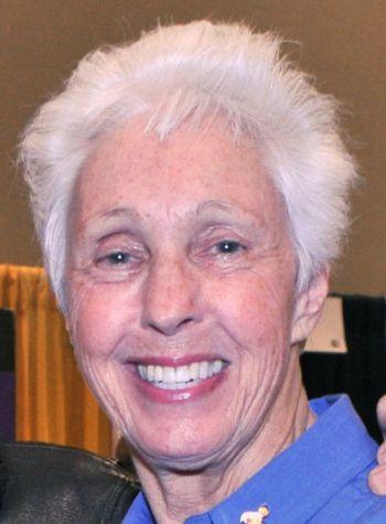Wally Funk en 2012 - Origen desconocido (Wikipedia)