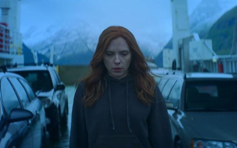 Scarlett Johansson en Black Widow - Origen Walt Disney Studio