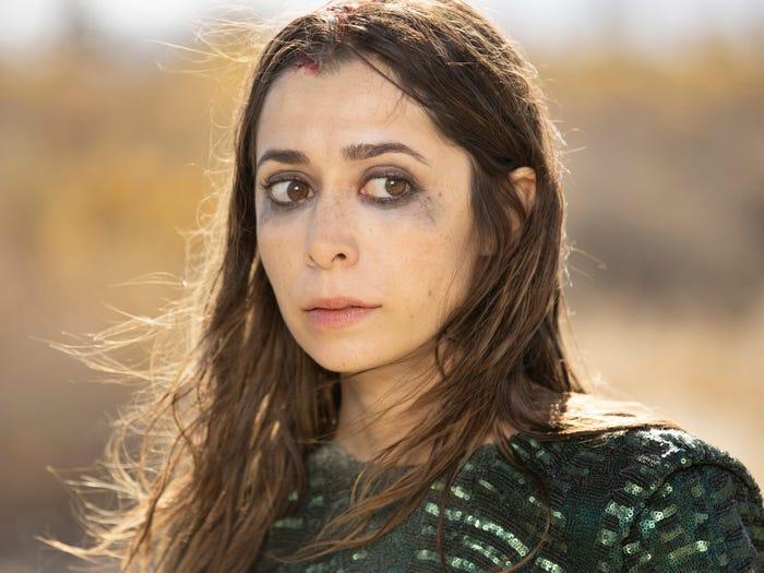 Cristin Milioti en Made for Love - Origen Paramount/HBO Max