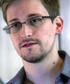 Edward Snowden - Foto en artículo de Wikipedia