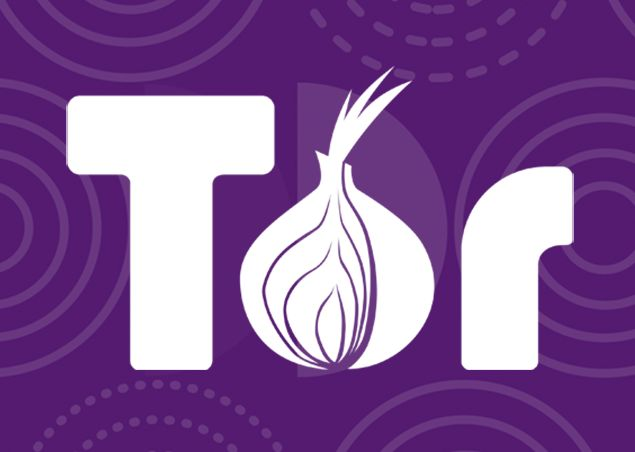 Logo del proyecto TOR - Origen The Onion Router