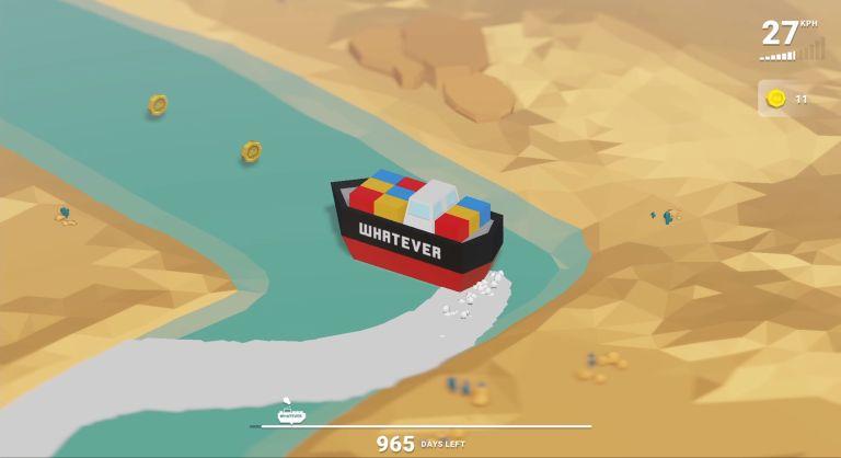 Whatever - Captura de pantalla del trailer del juego - Origen STEAM