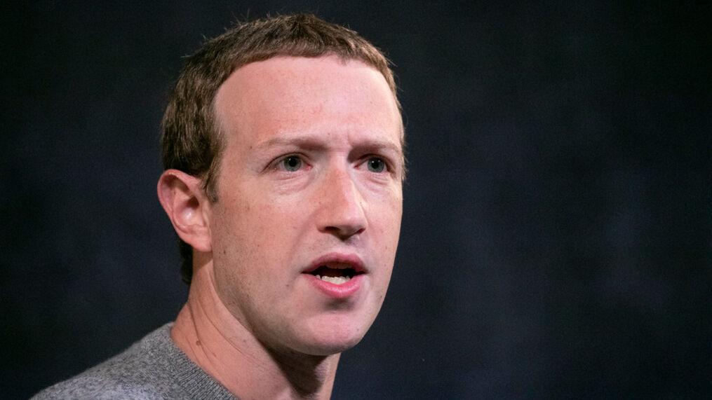 Mark Zuckerberg en 2019 - Foto Mark Lennihan/AP